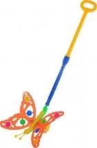 Каталка Suchanek Бабочка с шариками