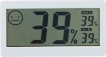 Термометр электронный с гигрометром (DC206)