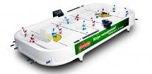 Настольный хоккей Red Machine Юниор с электронным табло 96 x 55 x 19.5 см