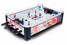 Настольный хоккей Red Machine с механическими счетами 71.7 x 51.4 x 21 см, цветной
