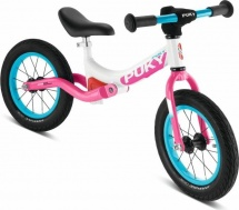 Беговел Puky LR Ride белый/розовый