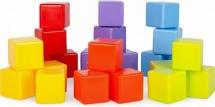 Кубики Абрико Детские 24 шт