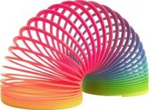 Игра-слик Весенняя радуга 10*10 см