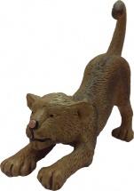 Фигурка Little Zu Дикие животные Львенок