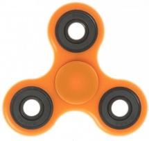 Спиннер Город игр оранжевый d 8 см