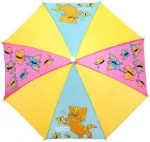 Зонт Вместе веселее Котик, 52 см