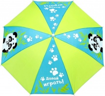 Зонт Панда, 70 см