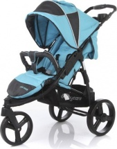 Коляска прогулочная Baby Care Jogger Cruze Blue