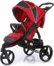 Коляска прогулочная Baby Care Jogger Cruze Red