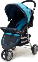 Коляска прогулочная Baby Care Jogger Lite Blue