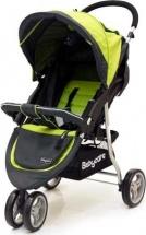 Коляска прогулочная Baby Care Jogger Lite Green