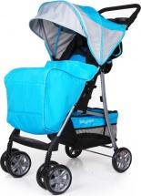 Коляска прогулочная Baby Care Shopper Light Blue