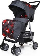Коляска прогулочная Baby Care Shopper Grey