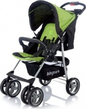 Коляска прогулочная Baby Care Voyager Green