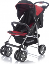 Коляска прогулочная Baby Care Voyager Red