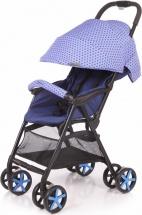 Коляска прогулочная Jetem Carbon, синий