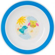 Тарелка Мир детства Птички для вторых блюд