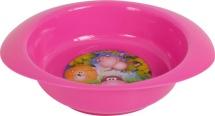 Тарелка Курносики Зоопарк для первых блюд, розовый