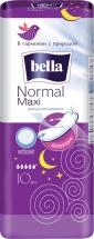 Прокладки женские Bella Classic Nova Maxi Airsoft 10 шт