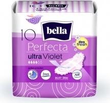 Прокладки женские Bella Perfecta Ultra Violet deo fresh 10 шт