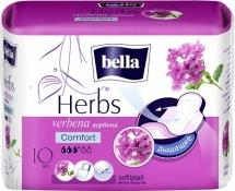 Прокладки женские Bella Herbs Soft Komfort Verbena 10 шт