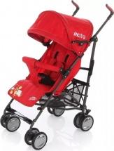 Коляска-трость  Baby Care InCity Red