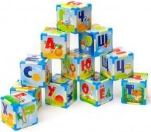 Кубики Орион Азбука Малые