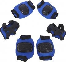 Защита роликовая Onlitop р-р S, синий