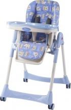 Стульчик для кормления Jetem Capitan Light Blue World