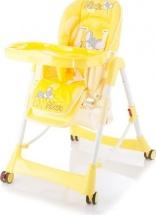 Стульчик для кормления Jetem Piero Fabula Yellow