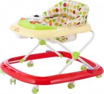 Ходунки Baby Care Flip, красный