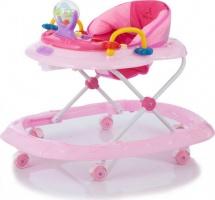 Ходунки Baby Care Walker, розовый
