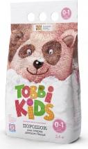 Стиральный порошок Tobbi Kids от 0 до 1 года 2,4 кг