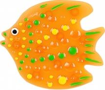 Мини-коврик Valiant Тропическая рыбка, оранжевый