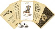 Настольная игра Сквирл 12 стульев