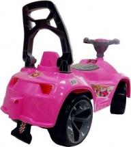 Машина-каталка Орион Ламбо Принцесса, pозовый (звук)