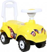 Машина Орион Микрокар, желтый