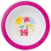 Тарелка Мир детства Жирафик для вторых блюд