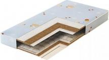 Матрас Plitex Комфорт-стандарт №1, 119х60х12 см
