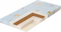 Матрас Plitex Юниор-Premium 119х60х7 см