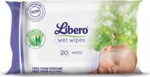 Влажные салфетки Libero 20 шт