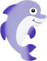 Мини-коврик Valiant Дельфиненок фиолетовый