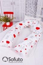 Подушка для беременных Sofuto UComfot Fly heart