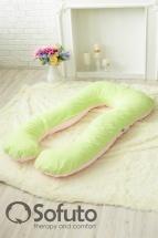 Подушка для беременных Sofuto UAnatomic Praline ness
