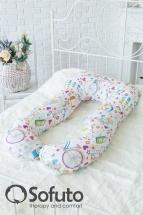 Подушка для беременных Sofuto UAnatomic Holiday