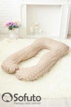 Подушка для беременных Sofuto UAnatomic Latte