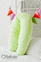 Подушка для беременных Sofuto ST Stars and waves fresh