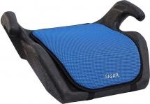 Автокресло-бустер Siger Мякиш 22-36 кг синий