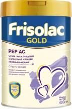 Сухая смесь Friso Фрисолак Gold PEP АС с 0 до 12 мес 400 г