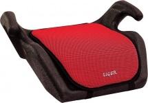 Автокресло-бустер Siger Мякиш 22-36 кг красный